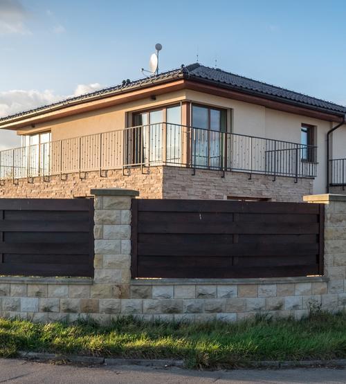 Stavba rodinných domů reference