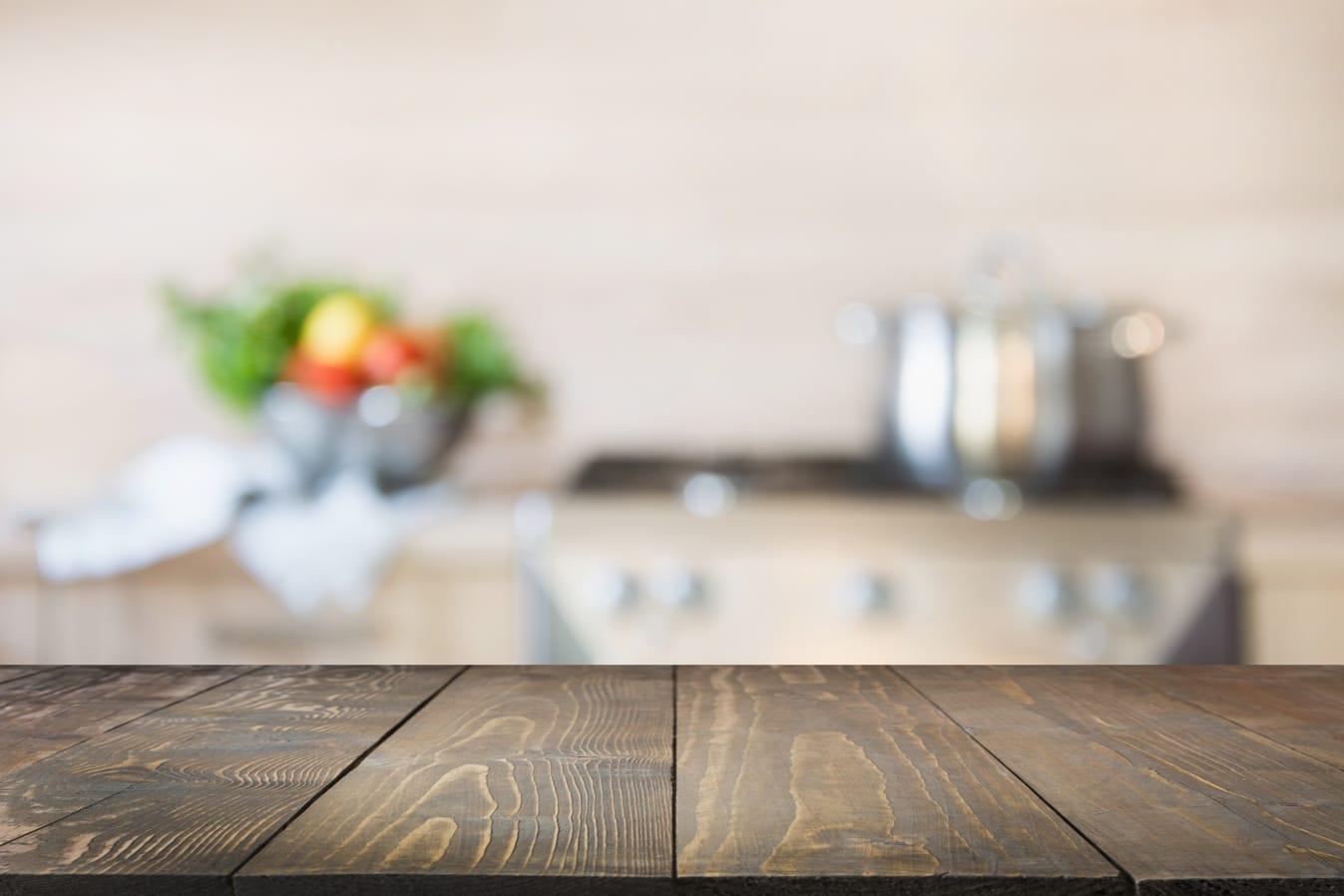 Kuchyňská pracovní deska
